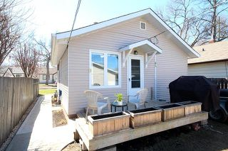 Photo 17: 305 Bronx Avenue in Winnipeg: Residential for sale (3D)  : MLS®# 1909783