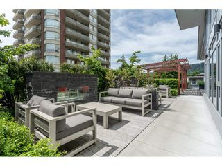 "Photo 19: 1108 520 COMO LAKE Avenue in Coquitlam: Coquitlam West Condo for sale in ""THE CROWN"" : MLS®# R2367971"