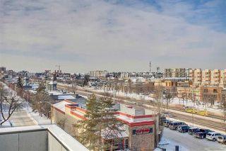 Photo 24: 307 11203 103A Avenue in Edmonton: Zone 12 Condo for sale : MLS®# E4157081