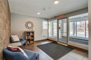 Photo 25: 307 11203 103A Avenue in Edmonton: Zone 12 Condo for sale : MLS®# E4157081