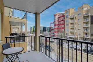 Photo 20: 307 11203 103A Avenue in Edmonton: Zone 12 Condo for sale : MLS®# E4157081