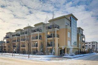 Photo 1: 307 11203 103A Avenue in Edmonton: Zone 12 Condo for sale : MLS®# E4157081