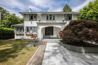 Photo 2: 1591 NANTON Avenue in Vancouver: Shaughnessy House for sale (Vancouver West)  : MLS®# R2372110
