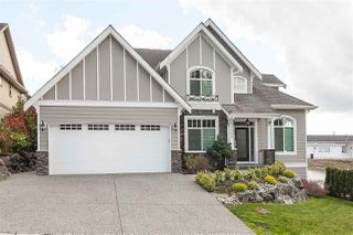Photo 1: 34866 ORCHARD Drive in Abbotsford: Abbotsford East House for sale : MLS®# R2371720