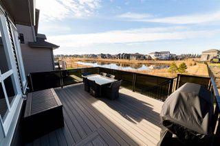 Photo 26: 20 NEMO Terrace: St. Albert House for sale : MLS®# E4159087