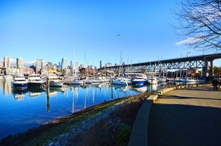 Photo 12: 502 1490 Pennyfarthing Drive in Harbour Cove: False Creek Home for sale ()  : MLS®# V1045657