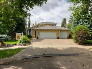 Photo 1: 25 EASTBOURNE Close: St. Albert House for sale : MLS®# E4161515
