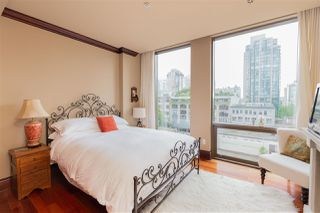"Photo 17: 501 499 DRAKE Street in Vancouver: Yaletown Condo for sale in ""The Grace Residences"" (Vancouver West)  : MLS®# R2382669"