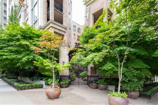 "Photo 1: 501 499 DRAKE Street in Vancouver: Yaletown Condo for sale in ""The Grace Residences"" (Vancouver West)  : MLS®# R2382669"