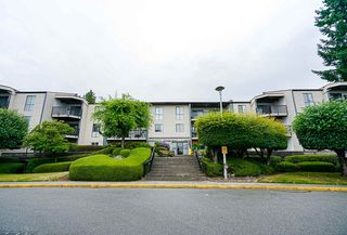 "Photo 1: 211 9952 149 Street in Surrey: Guildford Condo for sale in ""Tall Timbers"" (North Surrey)  : MLS®# R2387203"