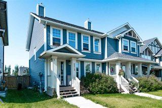 Main Photo: 2313 ASPEN Trail: Sherwood Park House Half Duplex for sale : MLS®# E4166294