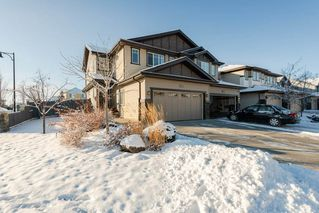 Main Photo: 3945 GALLINGER Loop in Edmonton: Zone 58 House Half Duplex for sale : MLS®# E4181800