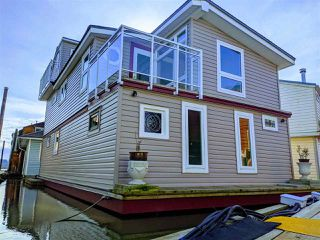 "Main Photo: 2E1 8191 RIVER Road in Richmond: West Cambie House for sale in ""RICHMOND MARINA"" : MLS®# R2448366"