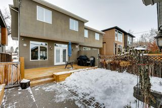 Photo 30: 732 34 Street NW in Calgary: Parkdale Semi Detached for sale : MLS®# A1056903
