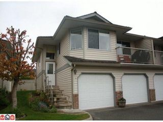 Photo 2: 5 2023 WINFIELD Drive in Abbotsford: Abbotsford East Townhouse for sale : MLS®# F1106171
