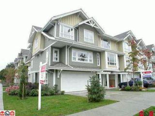 Photo 1: 23 5355 201A Street in Langley: Langley City Townhouse for sale : MLS®# F1117379