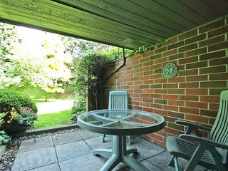 "Photo 14: 111 2298 MCBAIN Avenue in Vancouver: Quilchena Condo for sale in ""ARBUTUS VILLAGE"" (Vancouver West)  : MLS®# V900517"