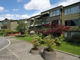 "Photo 1: 111 2298 MCBAIN Avenue in Vancouver: Quilchena Condo for sale in ""ARBUTUS VILLAGE"" (Vancouver West)  : MLS®# V900517"