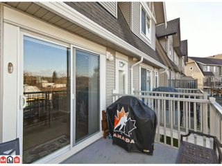 "Photo 10: 100 15175 62A Avenue in Surrey: Sullivan Station Townhouse for sale in ""Brooklands"" : MLS®# F1127771"