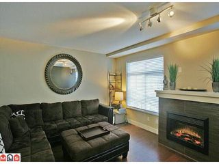 Photo 3: 63 15833 26TH Avenue in Surrey: Grandview Surrey Townhouse for sale (South Surrey White Rock)  : MLS®# F1200766