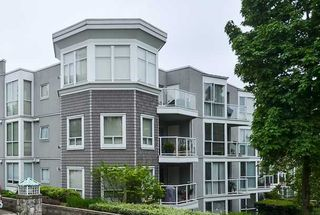 Photo 1: # 212 8460 JELLICOE ST in Vancouver: Fraserview VE Condo for sale (Vancouver East)  : MLS®# V1007846