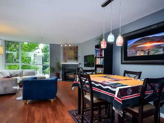 Photo 4: # 212 8460 JELLICOE ST in Vancouver: Fraserview VE Condo for sale (Vancouver East)  : MLS®# V1007846