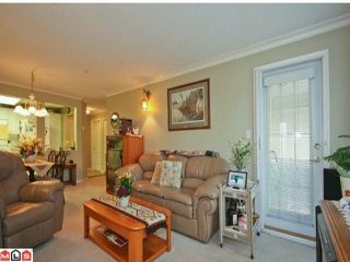 "Photo 3: 202 15350  19A AV in Surrey: King George Corridor Condo for sale in ""STRATFORD GARDENS"" (South Surrey White Rock)  : MLS®# F1102436"