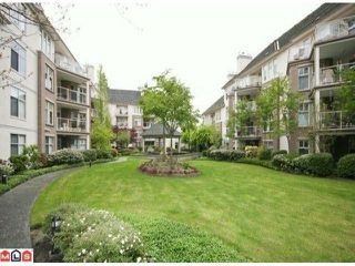 "Photo 2: 202 15350  19A AV in Surrey: King George Corridor Condo for sale in ""STRATFORD GARDENS"" (South Surrey White Rock)  : MLS®# F1102436"