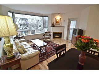 "Photo 3: 204 1688 CYPRESS Street in Vancouver: Kitsilano Condo for sale in ""Yorkville South"" (Vancouver West)  : MLS®# V1054702"
