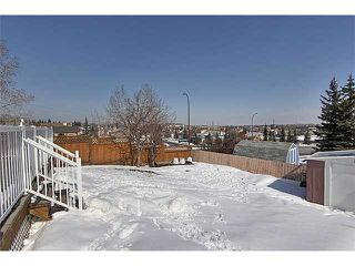 Photo 19: 48 SHAWCLIFFE Circle SW in CALGARY: Shawnessy Residential Detached Single Family for sale (Calgary)  : MLS®# C3607616
