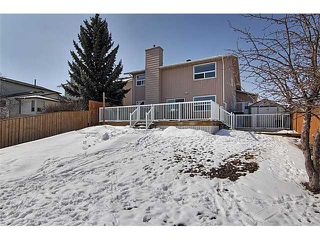 Photo 20: 48 SHAWCLIFFE Circle SW in CALGARY: Shawnessy Residential Detached Single Family for sale (Calgary)  : MLS®# C3607616