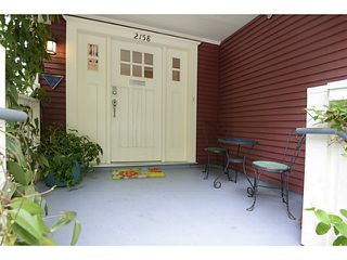 Photo 14: 2158 CYPRESS Street in Vancouver: Kitsilano Condo for sale (Vancouver West)  : MLS®# V1060869