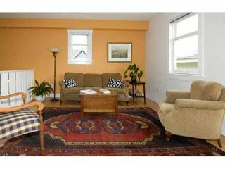 Photo 2: 2158 CYPRESS Street in Vancouver: Kitsilano Condo for sale (Vancouver West)  : MLS®# V1060869