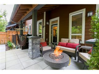 "Photo 10: 11 3431 GALLOWAY Avenue in Coquitlam: Burke Mountain Townhouse for sale in ""NORTHBROOK"" : MLS®# V1069633"