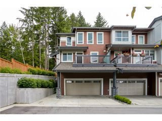 "Photo 1: 11 3431 GALLOWAY Avenue in Coquitlam: Burke Mountain Townhouse for sale in ""NORTHBROOK"" : MLS®# V1069633"