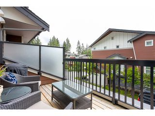 "Photo 17: 11 3431 GALLOWAY Avenue in Coquitlam: Burke Mountain Townhouse for sale in ""NORTHBROOK"" : MLS®# V1069633"