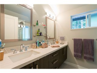 "Photo 14: 11 3431 GALLOWAY Avenue in Coquitlam: Burke Mountain Townhouse for sale in ""NORTHBROOK"" : MLS®# V1069633"