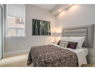 "Photo 9: 201 2028 YORK Avenue in Vancouver: Kitsilano Townhouse for sale in ""YORK"" (Vancouver West)  : MLS®# V1071116"