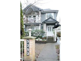 "Photo 1: 3252 QUEBEC Street in Vancouver: Main Townhouse for sale in ""THE MAPLES"" (Vancouver East)  : MLS®# V1101455"