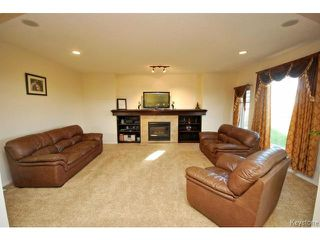 Photo 6: 62 Prairie Sky Drive in WINNIPEG: Fort Garry / Whyte Ridge / St Norbert Residential for sale (South Winnipeg)  : MLS®# 1503707