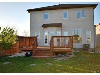 Photo 18: 62 Prairie Sky Drive in WINNIPEG: Fort Garry / Whyte Ridge / St Norbert Residential for sale (South Winnipeg)  : MLS®# 1503707