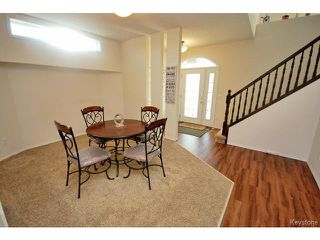 Photo 3: 62 Prairie Sky Drive in WINNIPEG: Fort Garry / Whyte Ridge / St Norbert Residential for sale (South Winnipeg)  : MLS®# 1503707