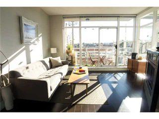 "Photo 1: 403 298 E 11TH Avenue in Vancouver: Mount Pleasant VE Condo for sale in ""SOPHIA"" (Vancouver East)  : MLS®# V1108043"