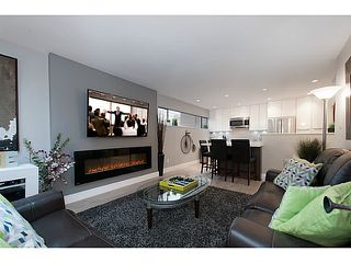 "Photo 7: 308 1855 NELSON Street in Vancouver: West End VW Condo for sale in ""The Westpark"" (Vancouver West)  : MLS®# V1112823"