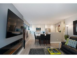 "Photo 9: 308 1855 NELSON Street in Vancouver: West End VW Condo for sale in ""The Westpark"" (Vancouver West)  : MLS®# V1112823"