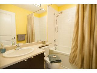 """Photo 11: 74 101 FRASER Street in Port Moody: Port Moody Centre Townhouse for sale in """"CORBEAU"""" : MLS®# V1116275"""