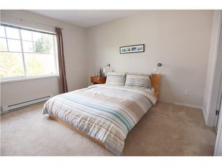 """Photo 8: 74 101 FRASER Street in Port Moody: Port Moody Centre Townhouse for sale in """"CORBEAU"""" : MLS®# V1116275"""