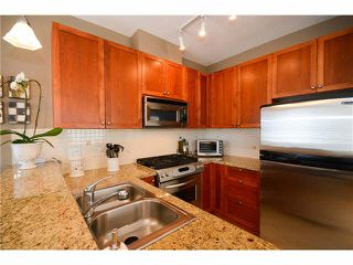 "Photo 6: 417 4280 MONCTON Street in Richmond: Steveston South Condo for sale in ""THE VILLAGE- IMPERIAL LANDING"" : MLS®# V1116569"