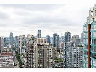 "Photo 16: 2902 928 HOMER Street in Vancouver: Yaletown Condo for sale in ""YALETOWN PARK"" (Vancouver West)  : MLS®# V1125187"