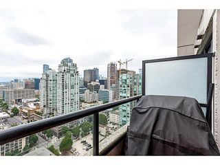 "Photo 14: 2902 928 HOMER Street in Vancouver: Yaletown Condo for sale in ""YALETOWN PARK"" (Vancouver West)  : MLS®# V1125187"